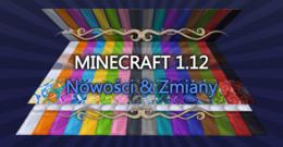 Minecraft 1.12 oficjalnie wydany!